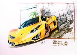 sports car drawing car drawings by adry53 on deviantart