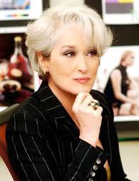 coupe pour cheveux gris cheveux gris et blancs la bonne coupe pour les sublimer femme