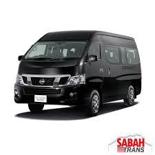 nissan van nv350 van rental nissan urvan manual u2022 sabah trans car rental