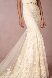 Wedding Dress With Train Leigh U0027 Floral Lace Wedding Dress Aisle Society