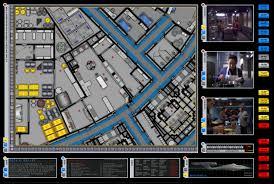 star trek enterprise floor plans enterprise nx 01 galley deck e star trek pinterest star