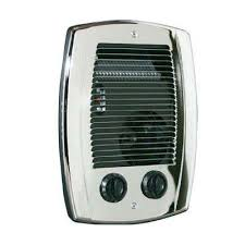 Electric Bathroom Heater by Convection Electric Wall Heaters Wall Heaters The Home Depot