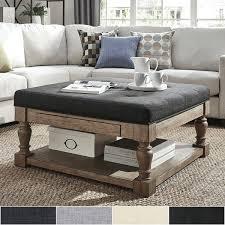 Coffee Table Ottoman Combination Soft Coffee Table Ottoman For Interior Decor Living Savvy