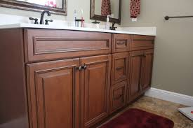 Natural Birch Kitchen Cabinets by Fabuwood Cabinets Bathroom Cabinetry Cinnamon Glaze Three Stack