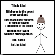 Be Like Meme - be like bill the social clinic