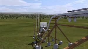 nolimits 2 concept backyard roller coaster youtube