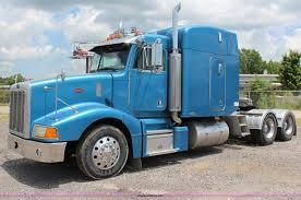peterbilt semi trucks 2002 peterbilt 385 semi truck item j1244 sold july 22 t
