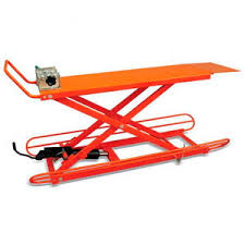 Motorcycle Lift Table by Motorcycle Lift Tables All Industrial Manufacturers