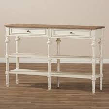 French Provincial Table Wholesale Interiors Rogero French Provincial Console Table