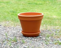 how to paint terracotta planters so they don u0027t look painted dans