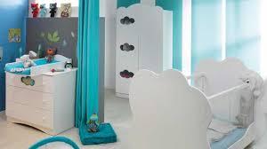chambre bébé turquoise et gris ambiance contemporaine pour la chambre de bébé turquoise gris et