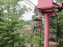 6 Flags Lake George Great Escape Sky Ride