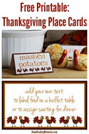 free printables thanksgiving place cards thanksgiving place