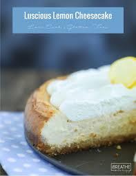 easy lemon cheesecake low carb u0026 keto i breathe i u0027m hungry
