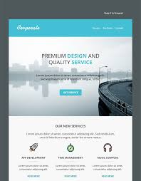 25 best responsive email templates web u0026 graphic design bashooka