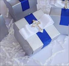 baptism favor boxes blue cross favor boxes for baptism favors for boys at