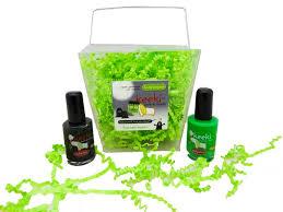 keeki non toxic nail polish halloween gift packs inhabitots