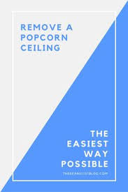 Easiest Way To Scrape Popcorn Ceiling by The Homax Popcorn Ceiling Scraper Provides A Fast And Easy Way To