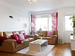 Small Living Spaces by Cute Simple Living Room Ideas Small Living Space Wood Burning
