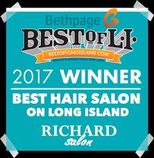 richard salon welcomes you 631 979 2500