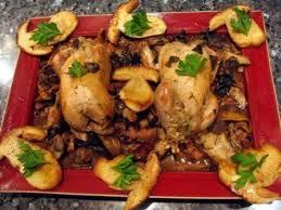 cuisiner des perdreaux perdrix farcies aux cèpes selon paul bocuse recette ptitchef