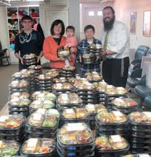 s chabad to deliver free thanksgiving dinners to the