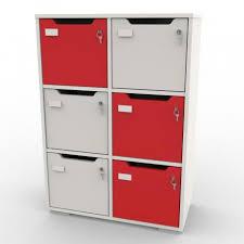 casier pour bureau meuble de rangement caseo vestiaire casier collectif en bois design