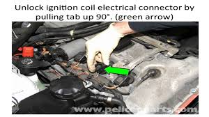 bmw 3 series eccentric shaft position sensor replacement e90 youtube
