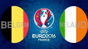 Irish Flag Vs Italian Flag Belgium Vs Ireland The Dark Horses Pes2016 Uefa Euro 2016 Dlc