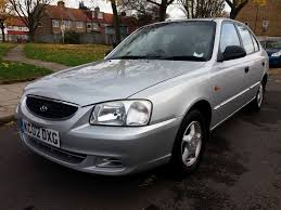 2002 hyundai accent 1 5 cdx manual 5 door hatchback 12 months mot