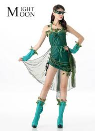 woodland fairy halloween costume online get cheap green elf aliexpress com alibaba group