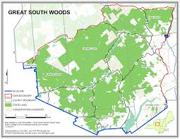Essex County Map Paper Laminated Tag Archive For