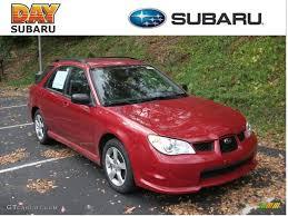 subaru hatchback 2007 2007 garnet red pearl subaru impreza 2 5i wagon 38548905