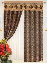 Leopard Curtains Window Curtains Pocket Curtains Page 1 Orly U0027s Dream