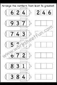 descending free printable worksheets u2013 worksheetfun