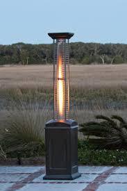 fire sense propane patio heater 60 fire sense 60 60 btu propane patio heater with stainless