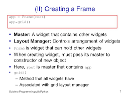 text layout programming guide guide to programming with python ppt download