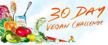 Challenge How To 30 Day Vegan Challenge Vegan Diet Meal Plan And Hacks