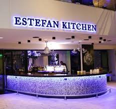 Estefan Kitchen Miami Design District Menu