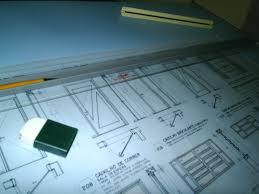 Drafting Table Vinyl Drawing Board