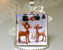 rudolph and clarice etsy
