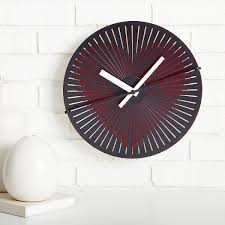 unusual u0026 unique clocks recycled clocks cool clocks uncommongoods