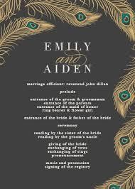wedding program poster make a wedding program online endo re enhance dental co