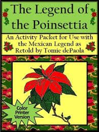 the legend of the poinsettia video my web value