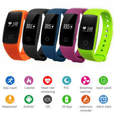 monitoring health bracelet images Buy diggro id107 heart rate monitor smart bracelet health monitor jpg