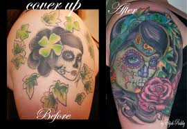 the best tattoo cover ups of the worst tattoos best cover up