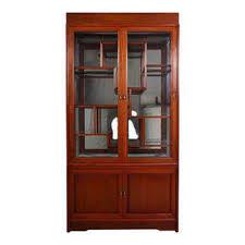 Pulaski Curio Cabinet Used Vintage U0026 Used Traditional China And Display Cabinets Chairish
