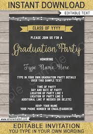 8th grade graduation invitations graduation party invitation passionative co