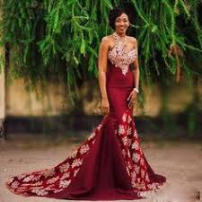 robe africaine mariage robe de mariage a l africaine pinteres