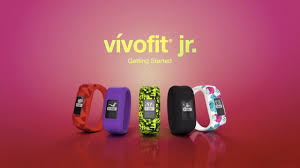 vivofit reset button vívofit jr getting started youtube